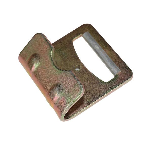 flacher Haken flacher J Metallhaken Ratschenriemen mit unterschiedlichem Stil